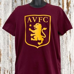 Other - Aston Villa FC T-Shirt AVFC Jersey Premier League
